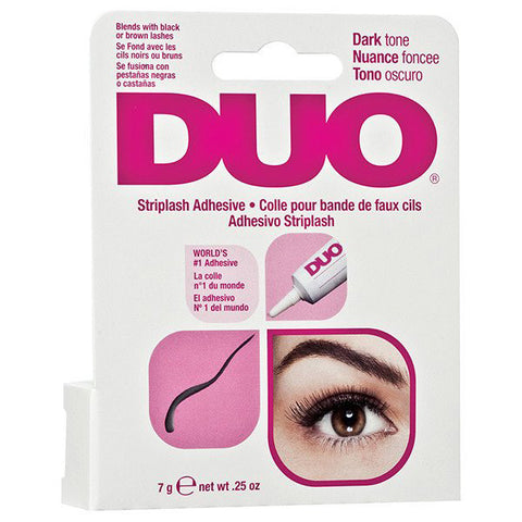 DUO Striplash Adhesive Dark 7g - Glammua