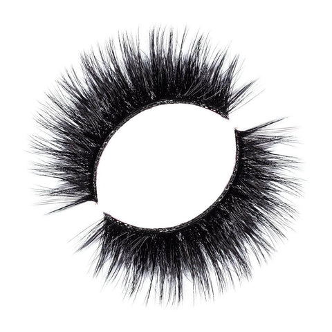 Lilly Lashes 3D Band-Less Faux Mink Lashes Dalia - Glammua