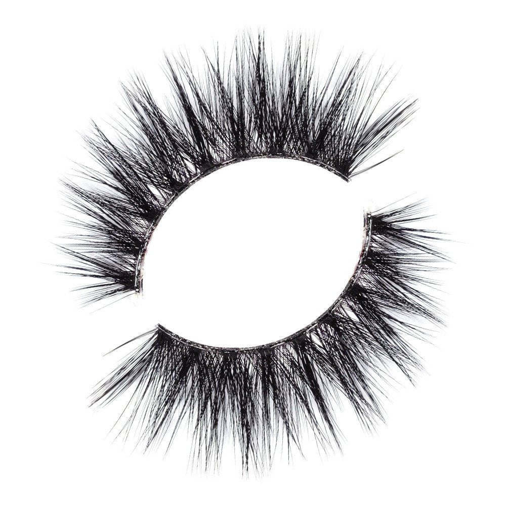 0809c12a609 ... Lilly Lashes 3D Band-Less Faux Mink Lashes Delara - Glammua ...