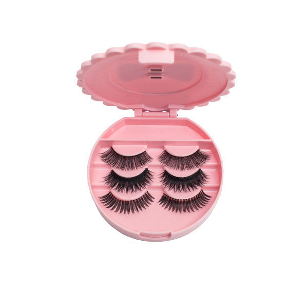 Ribbon Eyelash Case - Glammua
