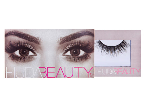 Huda Beauty Samantha #7 Lashes - Glammua