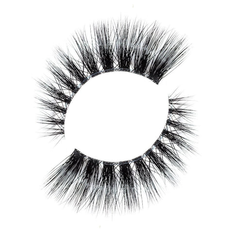 Lilly Lashes 3D Band-Less Mink Lashes Janice - Glammua
