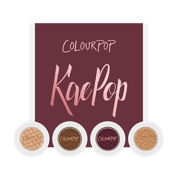Colourpop KaePop Eyeshadow Set - Glammua