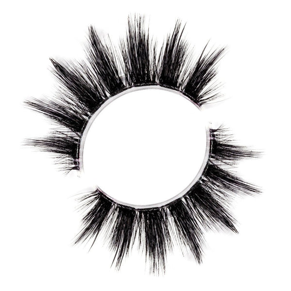 Lilly Lashes 3D Band-Less Faux Mink Lashes Believe - Glammua