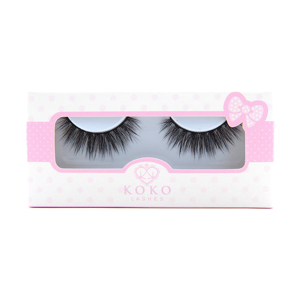 KoKo Lashes 9 to 5 - Glammua
