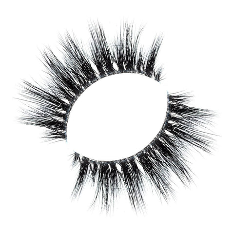 Lilly Lashes 3D Band-Less Mink Lashes Lyla - Glammua