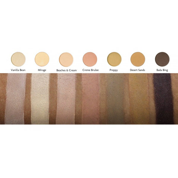 Makeup Geek Eyeshadow Pan - Desert Sands - Glammua