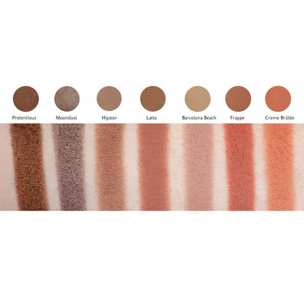 Makeup Geek Eyeshadow Pan - Frappe - Glammua