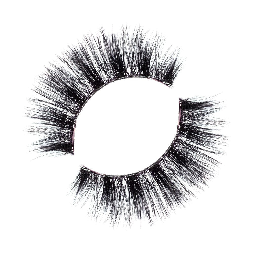 011a65f500b ... Lilly Lashes 3D Band-Less Faux Mink Lashes Olivia - Glammua ...
