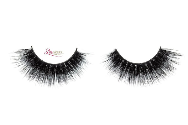 Lilly Lashes 3D Mink Lashes The Twin Lash - Glammua