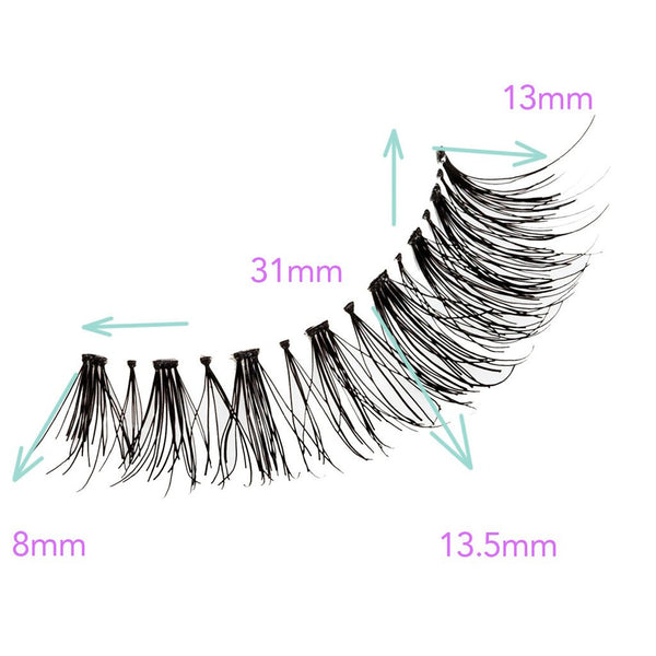 House of Lashes - Wispy Mini - Glammua
