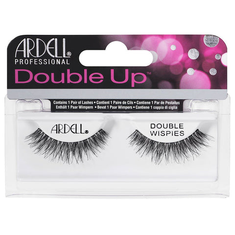 Ardell Double Up Lashes - Double Wispies - Glammua