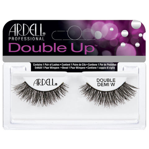 Ardell Double Up Lashes - Double Demi Wispies - Glammua