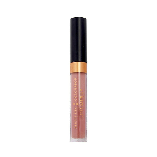 ColourPop Alexis Ren Bare Necessities Ultra Satin Lip - Glammua