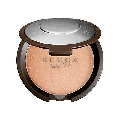 Becca Jaclyn Hill Shimmering Skin Perfector Pressed Champagne Pop - Glammua