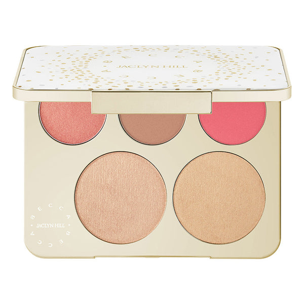 Becca x Jaclyn Hill Champagne Collection Face Palette - Glammua