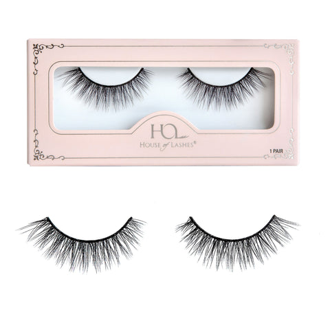 House of Lashes - Demure Lite - Glammua