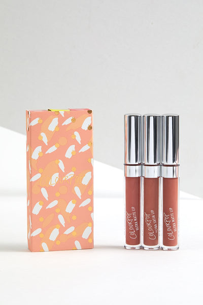 ColourPop Just Peachy Bundle - Glammua