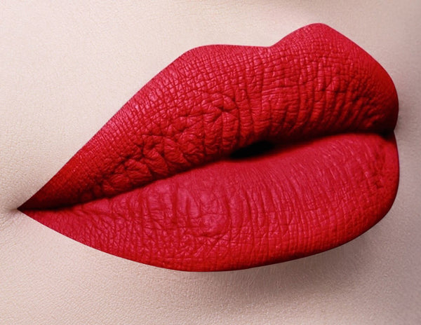 Dose of Colors Matte Lipstick - Kiss of Fire - Glammua
