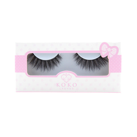 KoKo Lashes Carrie - Glammua