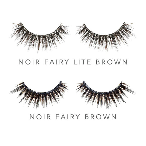 House of Lashes - Noir Fairy Lite Brown - Glammua