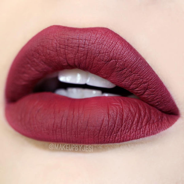 Girlactik Seductive Matte Lip Paint - Glammua