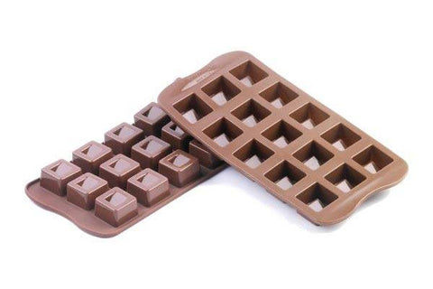Chocolate Mould - Cube