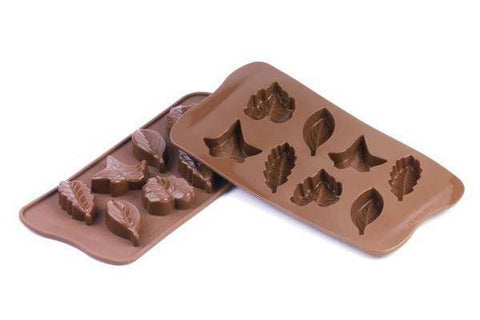 Chocolate Mould Nature-Brown