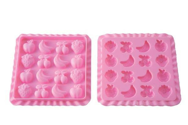 Easy Candy Mould -Tutti Frutti (Slim)