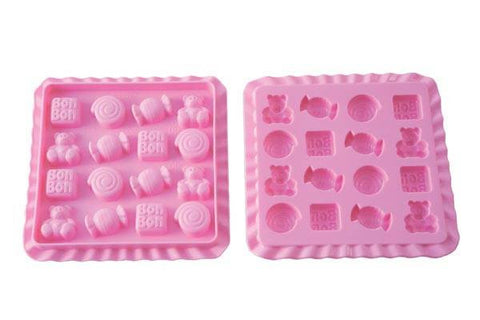 Easy Candy Mould -Bon Bon