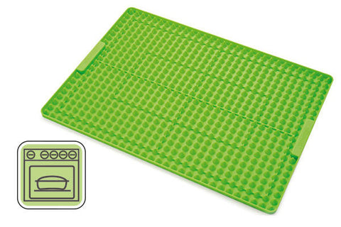 Baking Mat Big Crispy Mat 410x295mm-Green