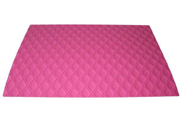 Decorative Silicone Mat - Matelasse