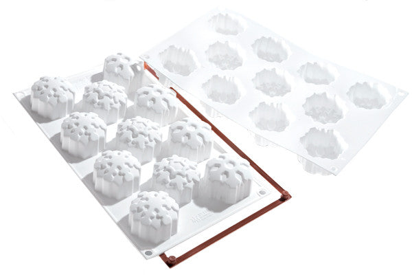 Cake Mould Snowflakes