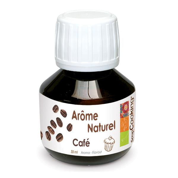 Natural Aroma 50 ml - Coffee