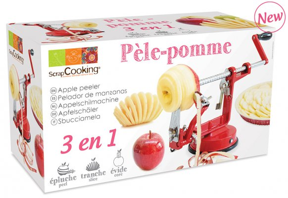 Appel peeler 3 in one