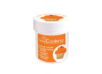 Baking Powder - Orange 40g