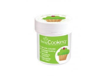 Baking Powder - Green 40g