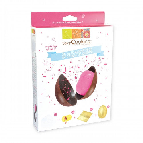 Kit Chocolate Egg + surprise