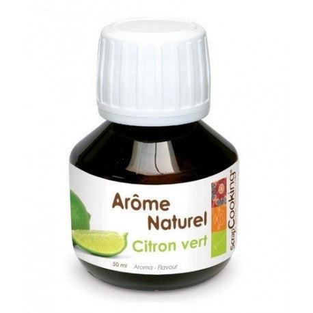 Natural Aroma 50 ml - Lemon Lime