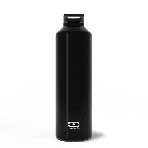MB Steel Onyx - The insulated bottle
