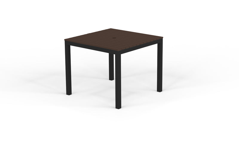 "Elan Furniture Loft Outdoor 36"" Square Dining Table"