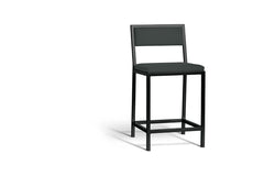 Urban Upholstered Indoor Counter Height Chair (Set of 2)