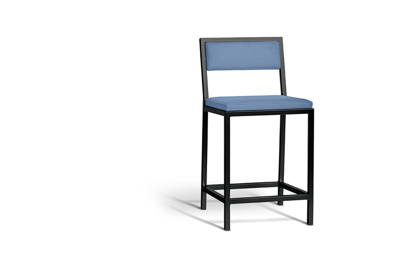 Elan Furniture Urban Indoor Upholstered Counter Height Chair Pair