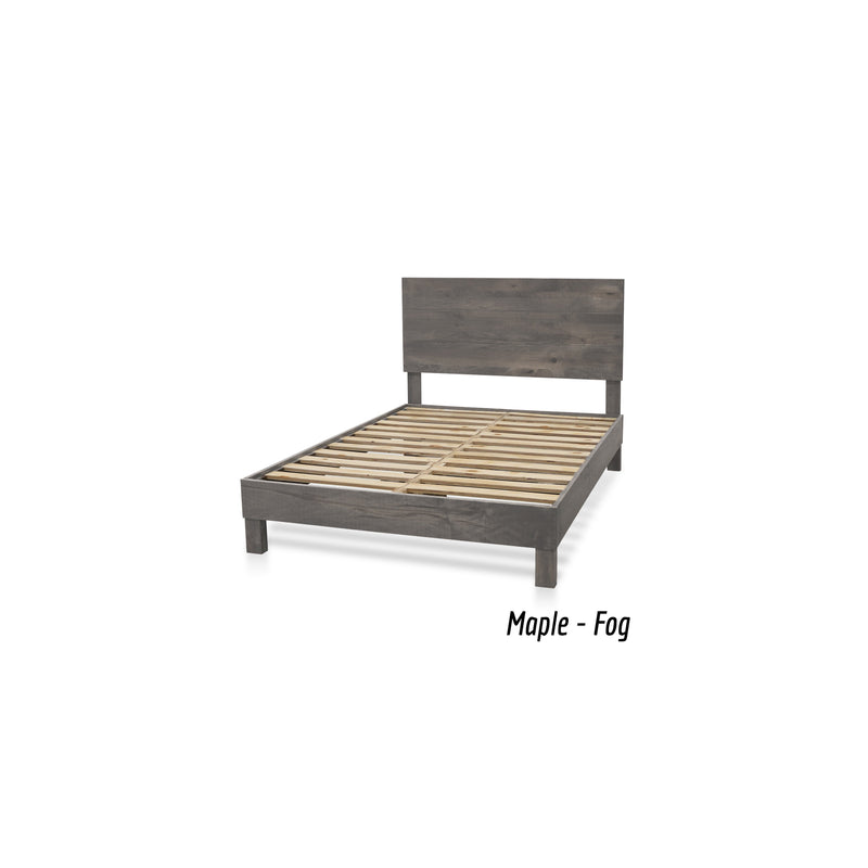 Elan Furniture Cascade Platform Bed WITH Headboard