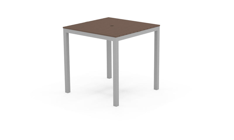 Loft Outdoor Modern Counter Height Dining Table 36 x 36