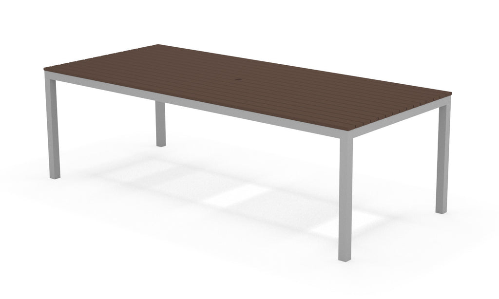 "Elan Furniture Loft Outdoor 96"" Rectangular Dining Table"