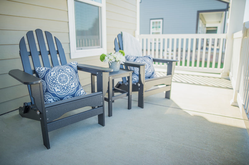 Elan Furniture Wyndtree Folding Adirondack Set