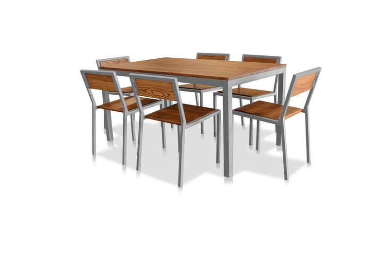 Elan Furniture Urban Indoor 7 Piece Dining Set