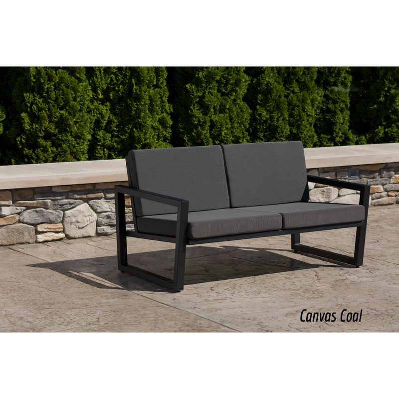 Elan Furniture Vero Outdoor Loveseat