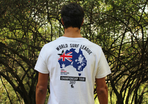 World Surf League Aussie